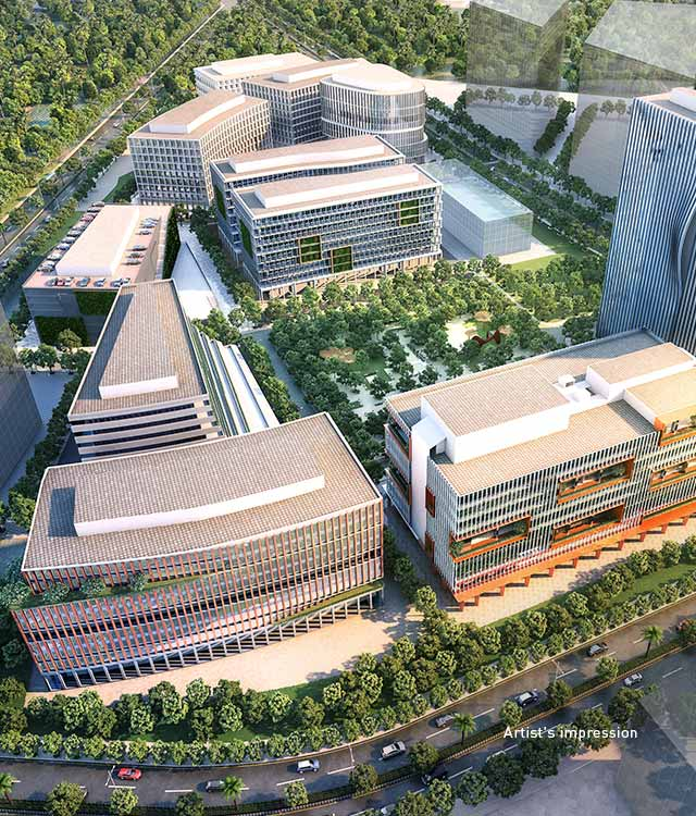 Commercial Offices - Investment Opportunities at Palava City